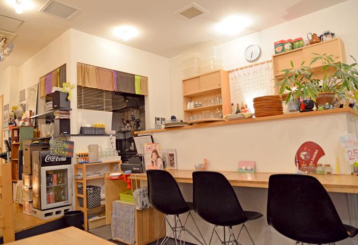 柳島カフェ