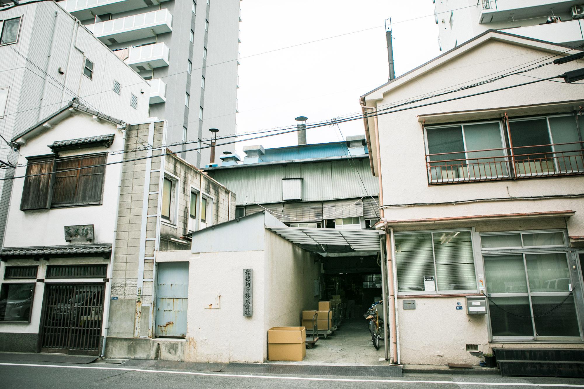 松徳硝子株式会社